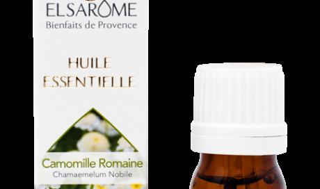 Vente d'huiles essentielles bio à la camomille romaine à La-Tour-du-Pin