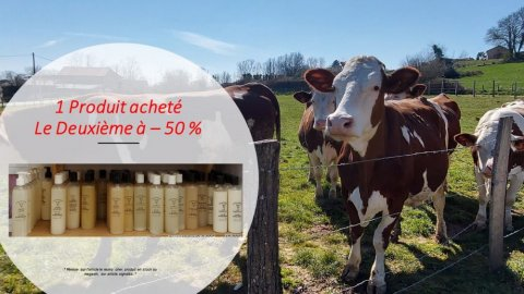 Promotion sur le cosmétique, La Ferme De Reculefort à La Tour Du Pin